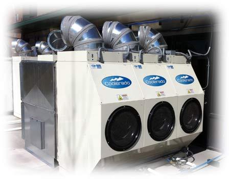 Splat Controls Coolerado Energy Efficient Indirect