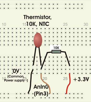 simple thermistor circuit diagram wiring diagrams control Thermistor Control Circuit simple thermistor circuit diagram wiring diagrams photodetector circuit for ir signals simple thermistor circuit diagram