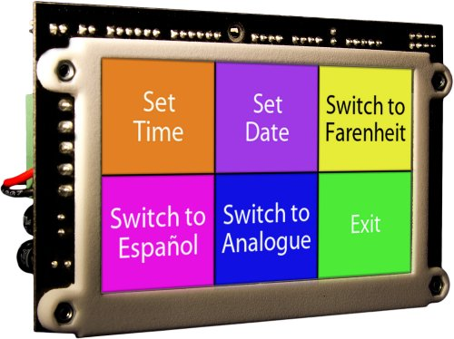 SPLat Controls - PLC Controller with touch screen HMI
